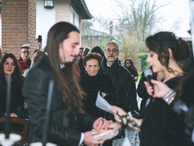 Il matrimonio di Giovanni e Fabiana a Albairate, Milano 149