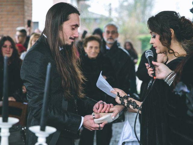 Il matrimonio di Giovanni e Fabiana a Albairate, Milano 150