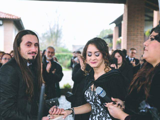 Il matrimonio di Giovanni e Fabiana a Albairate, Milano 151