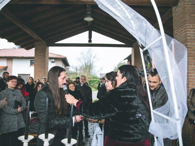 Il matrimonio di Giovanni e Fabiana a Albairate, Milano 160