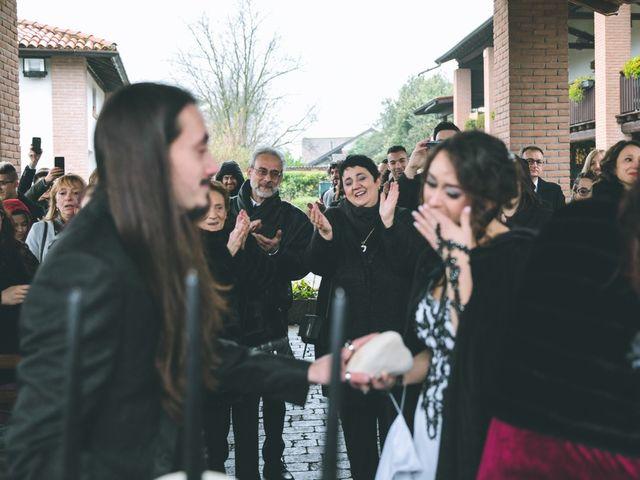 Il matrimonio di Giovanni e Fabiana a Albairate, Milano 161