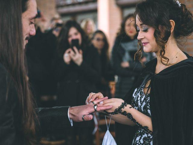 Il matrimonio di Giovanni e Fabiana a Albairate, Milano 166