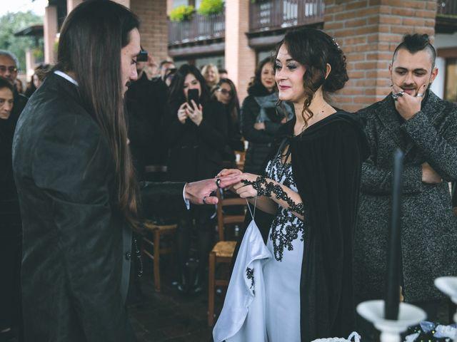 Il matrimonio di Giovanni e Fabiana a Albairate, Milano 167