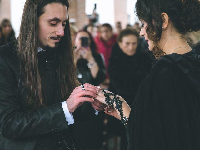 Il matrimonio di Giovanni e Fabiana a Albairate, Milano 170