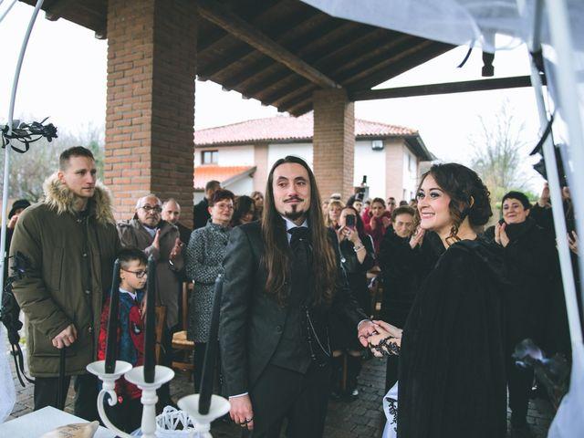 Il matrimonio di Giovanni e Fabiana a Albairate, Milano 171