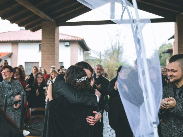 Il matrimonio di Giovanni e Fabiana a Albairate, Milano 173