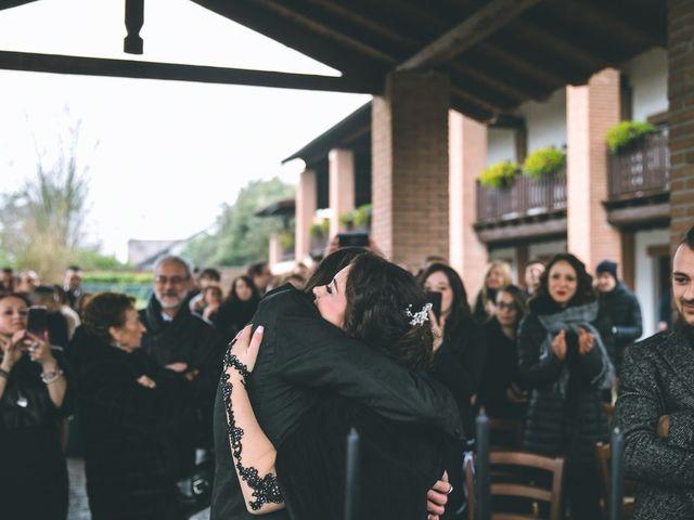 Il matrimonio di Giovanni e Fabiana a Albairate, Milano 174
