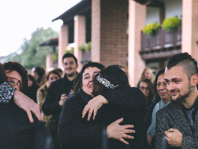 Il matrimonio di Giovanni e Fabiana a Albairate, Milano 175