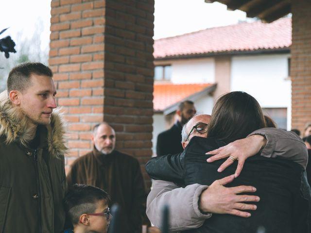 Il matrimonio di Giovanni e Fabiana a Albairate, Milano 176