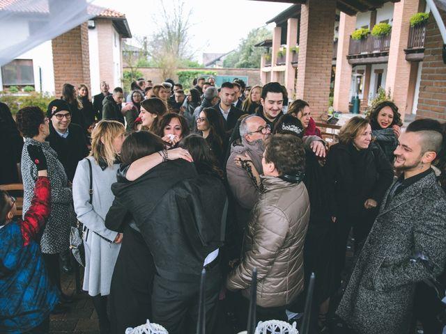 Il matrimonio di Giovanni e Fabiana a Albairate, Milano 178