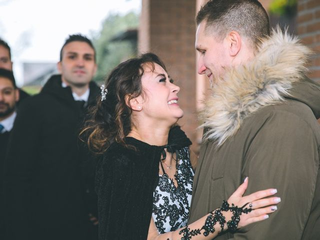 Il matrimonio di Giovanni e Fabiana a Albairate, Milano 182