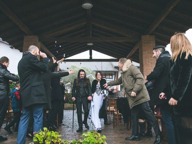 Il matrimonio di Giovanni e Fabiana a Albairate, Milano 184