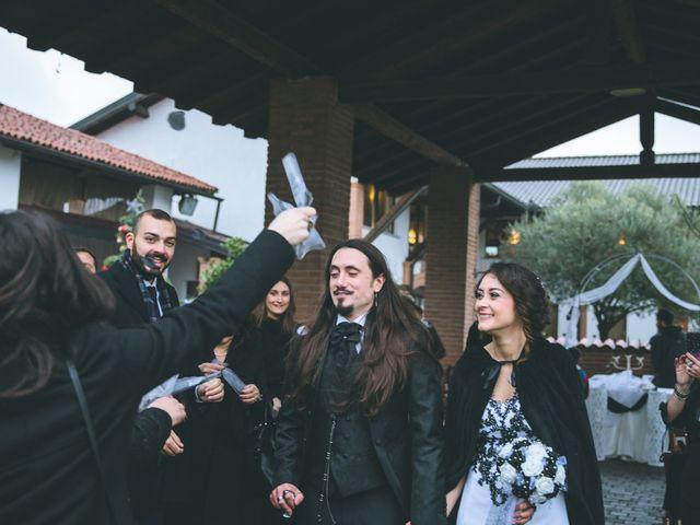 Il matrimonio di Giovanni e Fabiana a Albairate, Milano 189