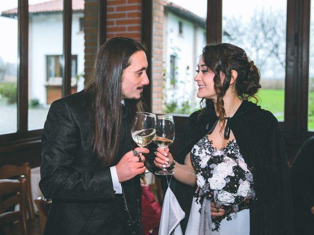 Il matrimonio di Giovanni e Fabiana a Albairate, Milano 192