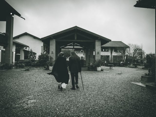 Il matrimonio di Giovanni e Fabiana a Albairate, Milano 213