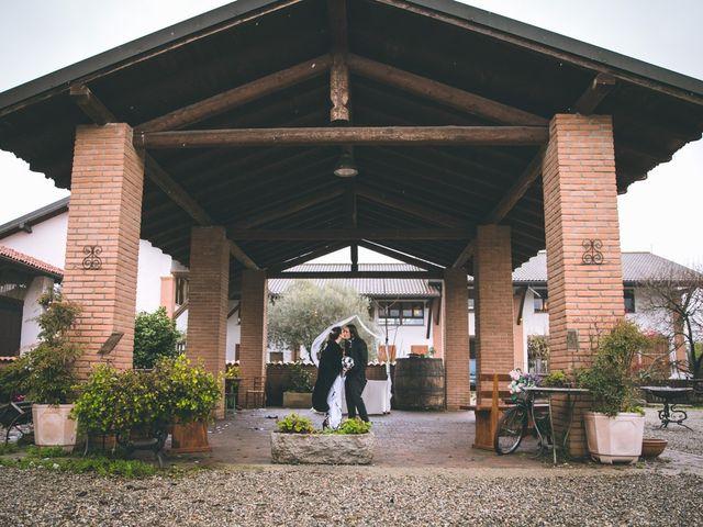 Il matrimonio di Giovanni e Fabiana a Albairate, Milano 214