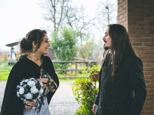 Il matrimonio di Giovanni e Fabiana a Albairate, Milano 217