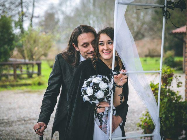 Il matrimonio di Giovanni e Fabiana a Albairate, Milano 218
