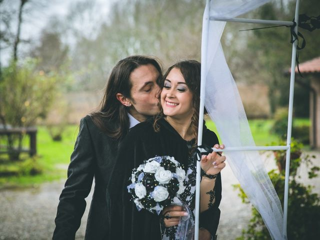 Il matrimonio di Giovanni e Fabiana a Albairate, Milano 219