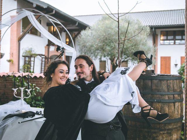Il matrimonio di Giovanni e Fabiana a Albairate, Milano 226