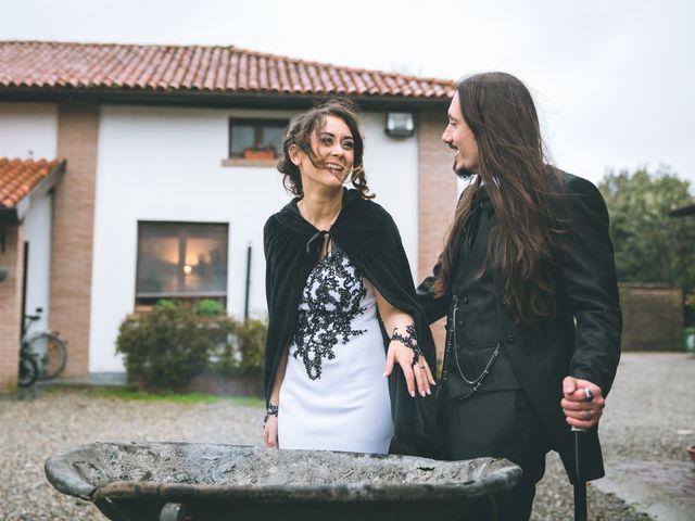 Il matrimonio di Giovanni e Fabiana a Albairate, Milano 1