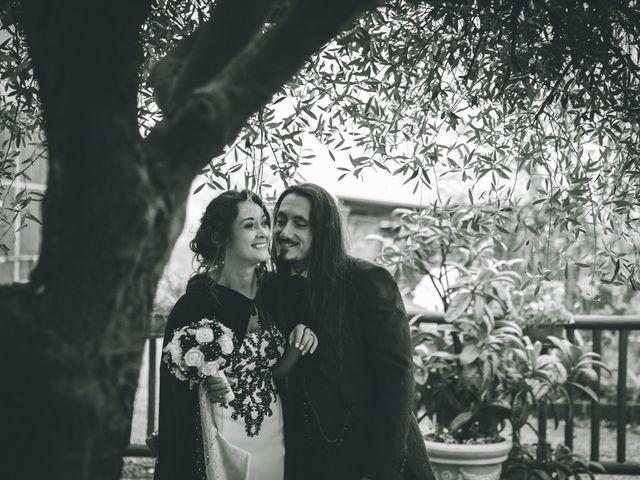 Il matrimonio di Giovanni e Fabiana a Albairate, Milano 238