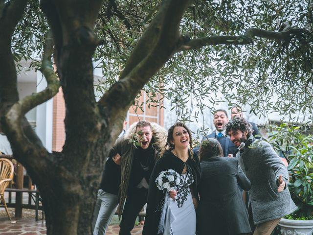 Il matrimonio di Giovanni e Fabiana a Albairate, Milano 240