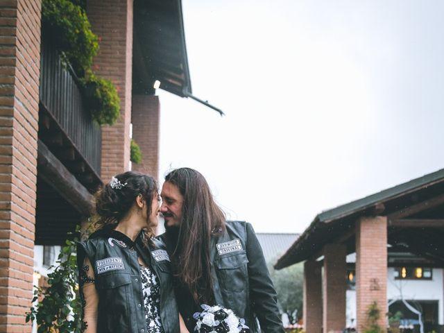 Il matrimonio di Giovanni e Fabiana a Albairate, Milano 253