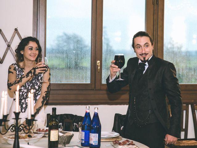 Il matrimonio di Giovanni e Fabiana a Albairate, Milano 319