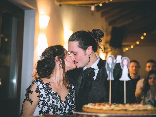 Il matrimonio di Giovanni e Fabiana a Albairate, Milano 411
