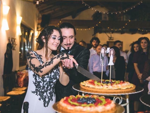 Il matrimonio di Giovanni e Fabiana a Albairate, Milano 412