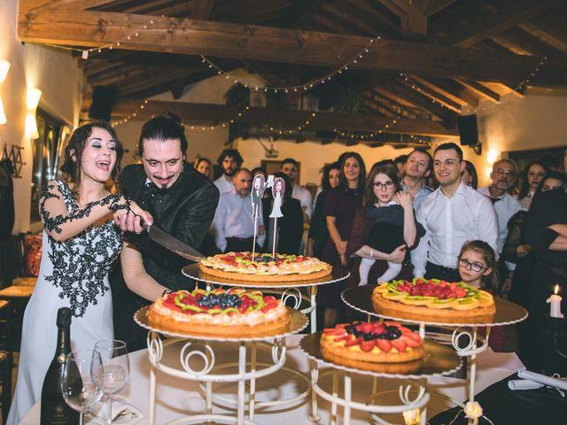 Il matrimonio di Giovanni e Fabiana a Albairate, Milano 414