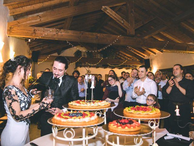 Il matrimonio di Giovanni e Fabiana a Albairate, Milano 419