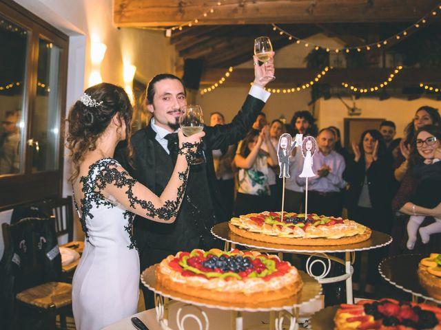 Il matrimonio di Giovanni e Fabiana a Albairate, Milano 420
