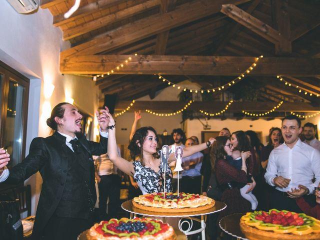 Il matrimonio di Giovanni e Fabiana a Albairate, Milano 422