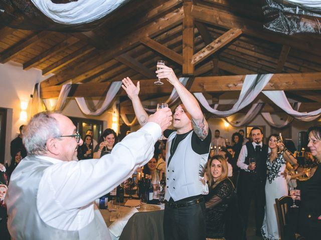 Il matrimonio di Giovanni e Fabiana a Albairate, Milano 425