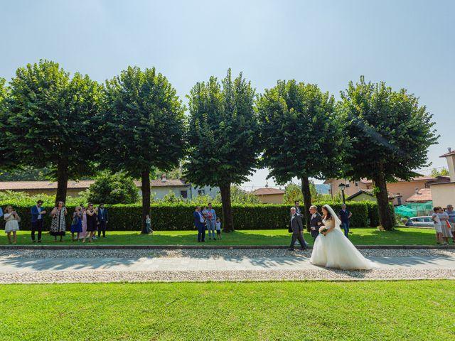 Il matrimonio di Michele e Isabella a Bergamo, Bergamo 23