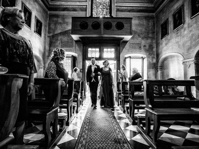 Il matrimonio di Michele e Isabella a Bergamo, Bergamo 24