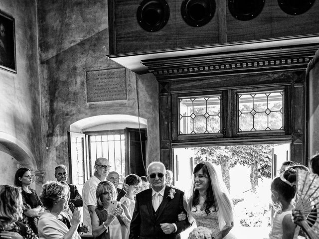 Il matrimonio di Michele e Isabella a Bergamo, Bergamo 25