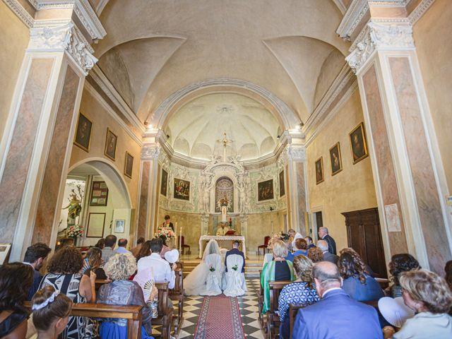 Il matrimonio di Michele e Isabella a Bergamo, Bergamo 26
