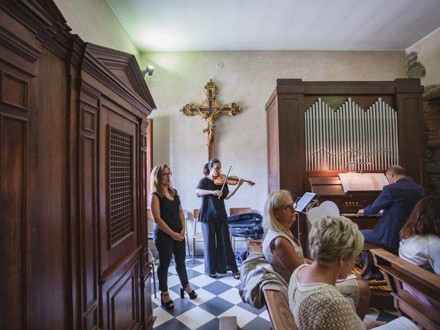Il matrimonio di Michele e Isabella a Bergamo, Bergamo 29