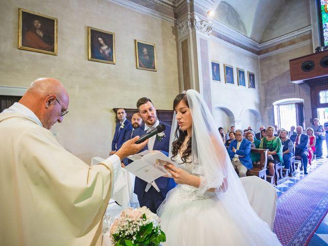 Il matrimonio di Michele e Isabella a Bergamo, Bergamo 31