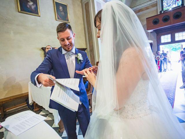 Il matrimonio di Michele e Isabella a Bergamo, Bergamo 33