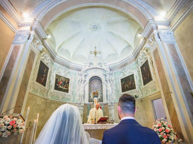 Il matrimonio di Michele e Isabella a Bergamo, Bergamo 34