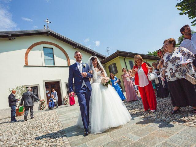 Il matrimonio di Michele e Isabella a Bergamo, Bergamo 37
