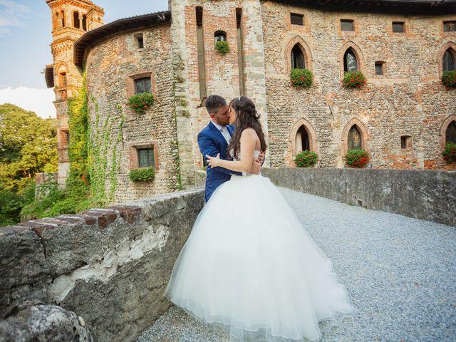 Il matrimonio di Michele e Isabella a Bergamo, Bergamo 44