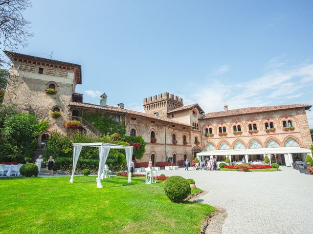 Il matrimonio di Michele e Isabella a Bergamo, Bergamo 51