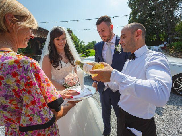 Il matrimonio di Michele e Isabella a Bergamo, Bergamo 56