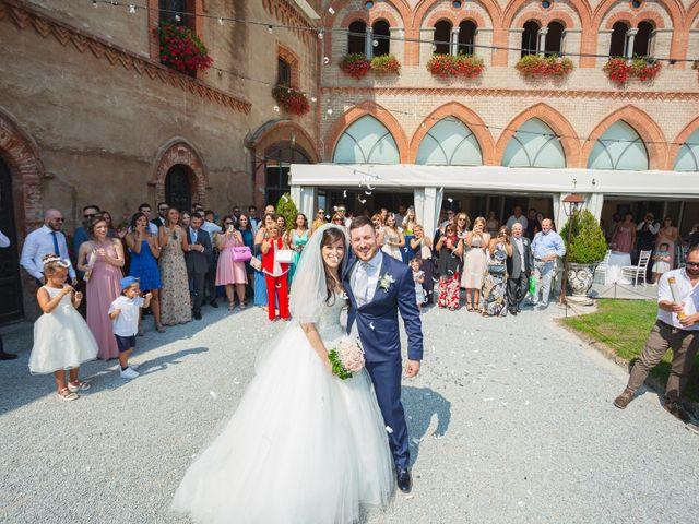 Il matrimonio di Michele e Isabella a Bergamo, Bergamo 58
