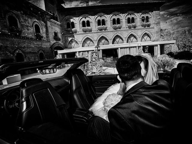 Il matrimonio di Michele e Isabella a Bergamo, Bergamo 60